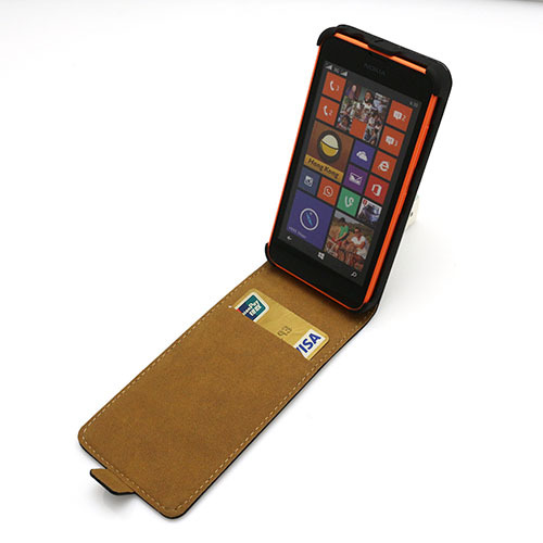 Luxury Flip And Up Leather Case...