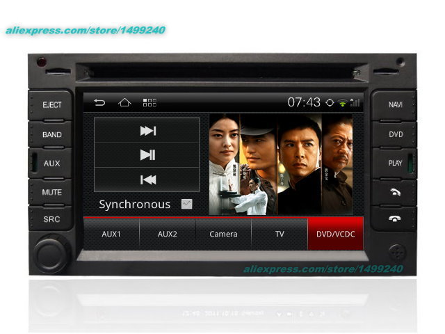 For Daewoo Lanos 1997~2002 Car Android GPS Navigation Radio TV DVD