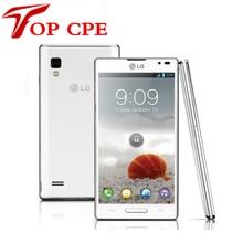 P760 оригинальный разблокирована LG Optimus L9 мобильный телефон Dual core Android 1 ГГц ПРОЦЕССОР 5MP один год гарантии freeship Восстановленное