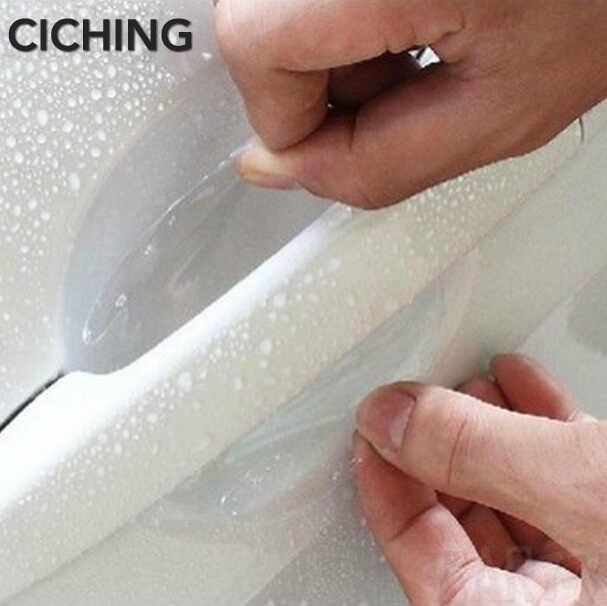 Nouveau Style De Voiture Porte Poignée Film Protecteur Pour Audi A1 8X A4 B9 B8 8T3 8F7 RS3 8VA 8 V S1 S3 8 V RS4 B9 B8 B7 A3 8 V Accessoires