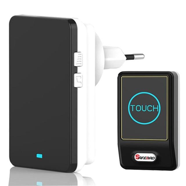 Wireless Doorbells Smart Door Ring New Touch Sensor Design ...
