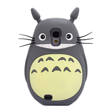Totoro Soft Silicone Case For Samsung Galaxy S3/S4/S6/A3/A5/A7/E7
