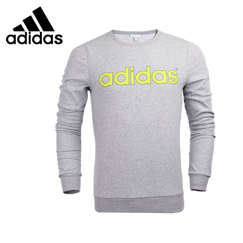 Original New Arrival  Adidas NEO Label Men's Knitted Pullover Jerseys Sportswear original adidas men s knitted pullover ab4373 ab4374 jerseys sportswear free shipping