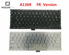 Genuine New A1369 A1466 FR Keyboard For Macbook Air 13″ 2010-2015 Year Language version FR Replacement