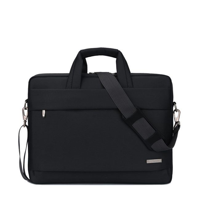Сумка для ноутбука 17.3 17 15.6 15 дюймов Высокого класса люксовый бренд мешок компьютера мужчины женщины Плеча портативный водонепроницаемый сумка для ноутбука