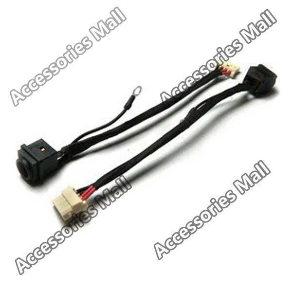 SONY Vaio PCG-71911M DC Jack Power Socket Port w// Cable Connector Harness