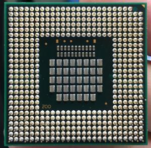 Image 2 - Intel Core 2 Duo T7400 CPU SL9SE B2 processore per Laptop PGA 478 cpu 100% funzionante correttamente