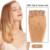 16-24 pulgadas Brasileño de la Virgen Del Pelo Clip En Extensiones de Cabello Humano 100g 28 Colores 100% Remy Del Pelo Humano Clip brasileño En la Extensión Del Pelo