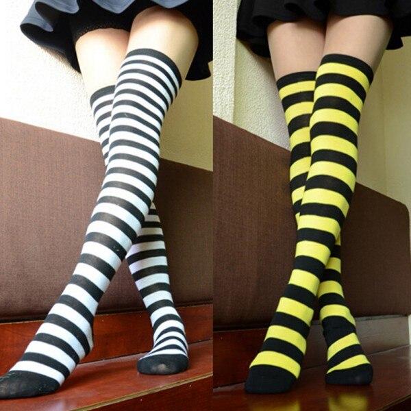 Girls' Clothing Energetic 2019 Hot Sale Kids Colourful Socks Knee High Baby Socks Girls Boys Winter Cotton Kid Socks Leg Boy Girl Striped Socks 100% Original