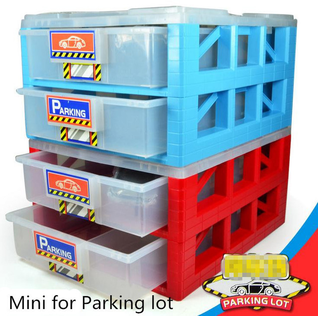 Free shipping ! mini parking lot drawer toy storage box collection car parking sold separately  sc 1 st  AliExpress.com & Free shipping ! mini parking lot drawer toy storage box collection ... Aboutintivar.Com