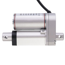 цена на 24V DC 50mm Multi-function Linear Actuator Motor Stroke Heavy Duty No-Load Speed