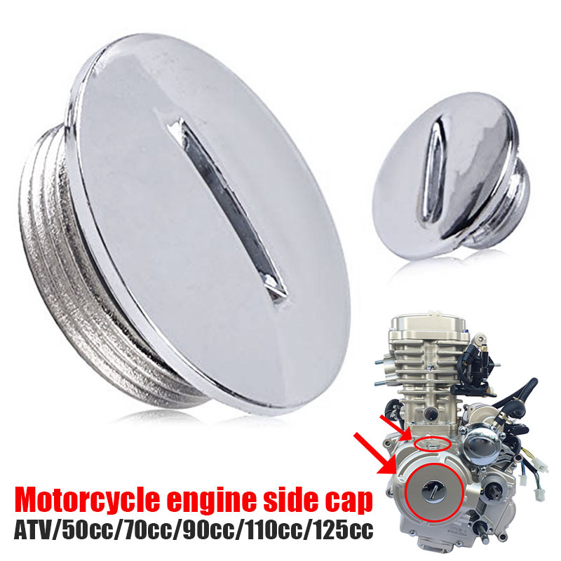 Atv Quad Engine Stator Side Cover Cap 50cc 70cc 90cc 110cc 125cc Sturdy Construction Back To Search Resultshome