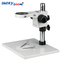 Free Shipping Super Large Microscope Table Stand With Focusing Rack ST2 A1