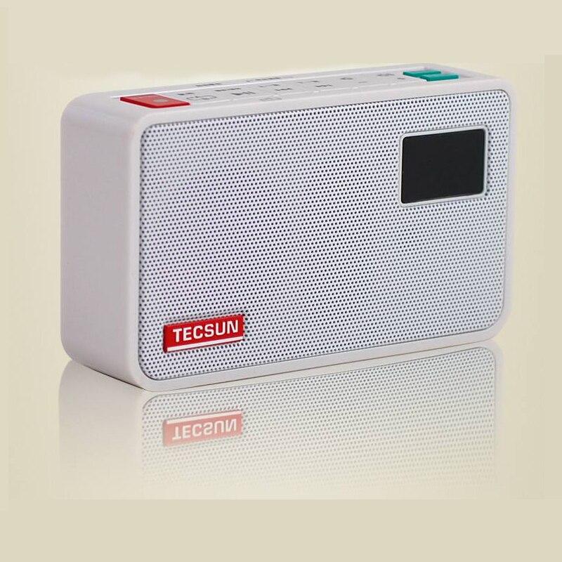 Besplatna dostava TECSUN ICR-100 TF kartica Mini-zvučnik snimač MP3 - Prijenosni audio i video - Foto 4
