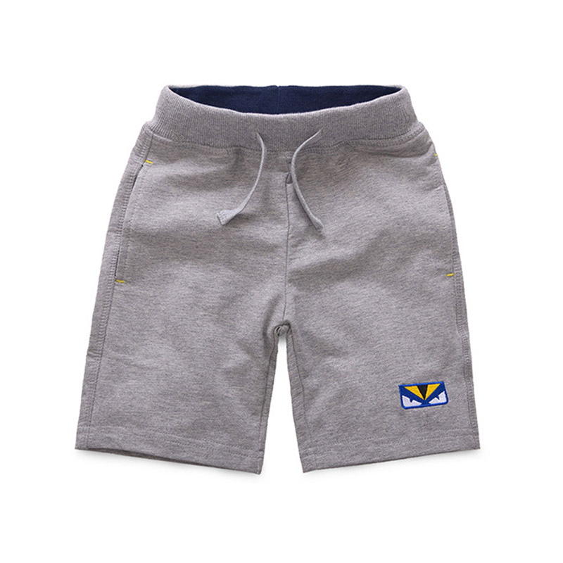 все цены на children boy shorts kids cotton casual beach shorts children clothing summer board shorts baby boys surfing shorts for boy 2-7Y