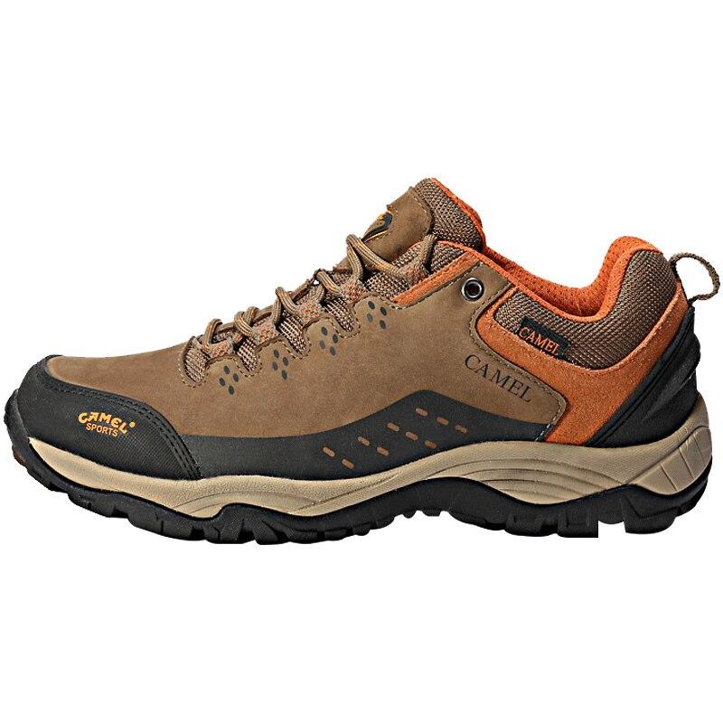Les Hommes Résistant À L'usure Des Chaussures De Randonnée D'absorption De Choc BfJcAl21D