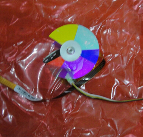 projector accessory  projector color wheel for BenQ projector MP625/MP715/MP622/MP622C/MP612C/PB8246/MP620C