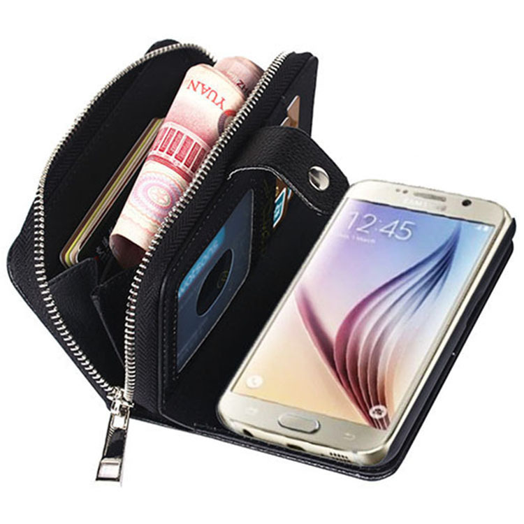 samsung s8 plus phone case purse