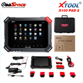 XTOOL X100 PAD2 OBD2 Auto Key Programmer Odometer Correction Tool Code Reader Car Diagnostic tool with Special Function