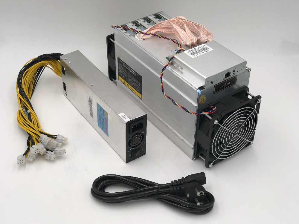 L3+ 504M 100% New ASIC Scrypt Miner Dogecoin LTC Mining Machine ANTMINER L3+ LTC 504M (with Psu) Better Than ANTMINER S9 T9