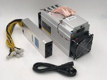 L3 + 504M использованная 80% новая ASIC scrypt miner Dogecoin LTC Майнер машина ANTMINER L3 + LTC 504M (с блоком питания) лучше, чем ANTMINER s9 t9