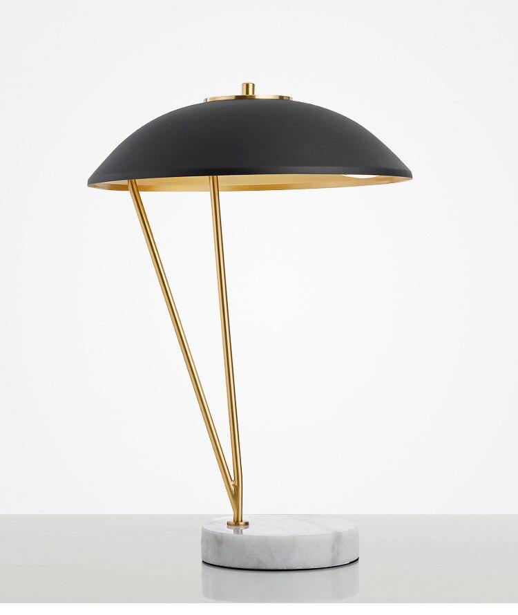 a luz da mesa moderno e minimalista