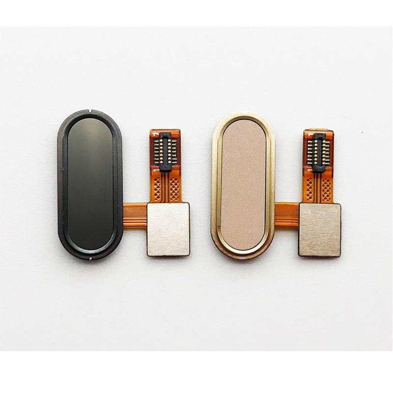 For Xiaomi Redmi Pro Home Button Fingerprint Menu Return Key Recognition Sensor Flex Cable Black/Silver/Gold