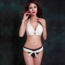 Very Large Size D/E/F/G Cup Bikini Set 2019 New Style Export Swimsuit Lady Bikinis Big Breast Soft Steel Swimwear