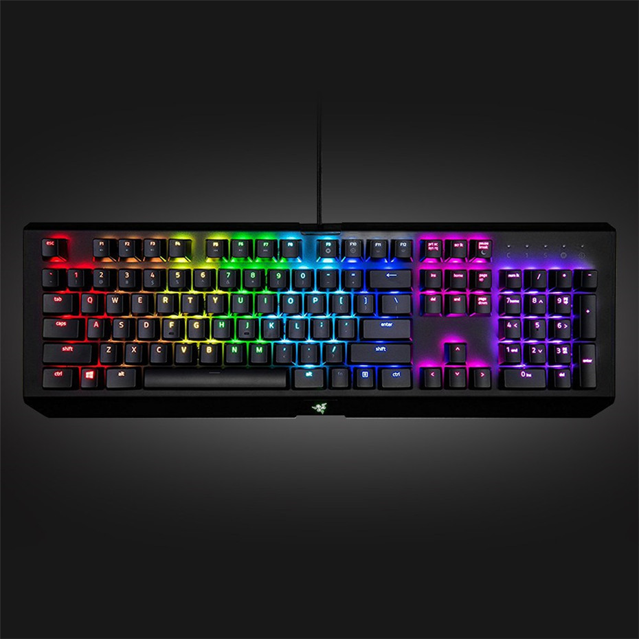 [In stock] Razer BlackWidow X Chroma Gaming Keyboard RGB Backlight Green Switches 104 Keys Mechanical Keyboard for Computer -in Keyboards from Computer ...  sc 1 st  AliExpress.com & In stock] Razer BlackWidow X Chroma Gaming Keyboard RGB Backlight ...