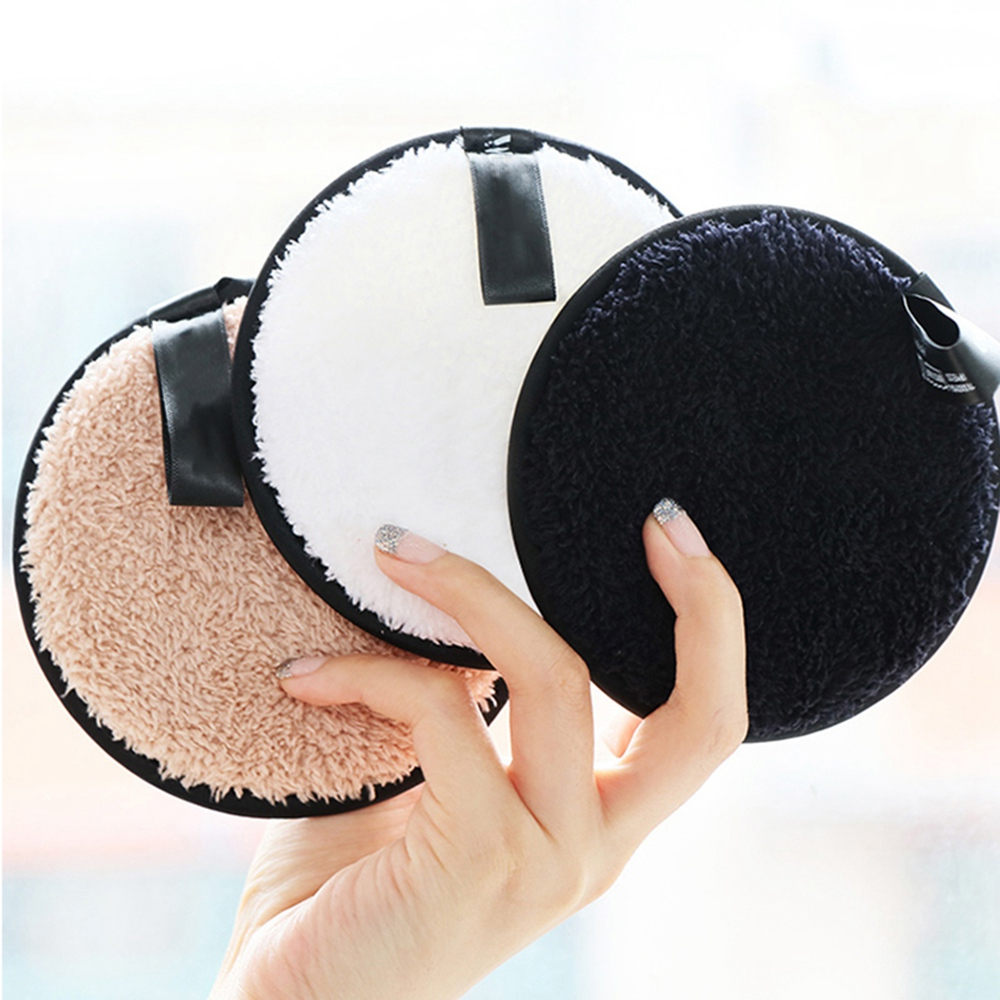 Magical Makeup Remover puff Microfiber Cloth Pads Remover Towel Face Cleansing Makeup For Women promotes health P# dropshiop(China)