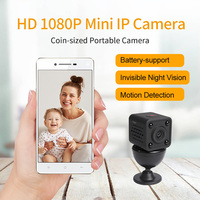 Meisort Mini Camera HD 1080p Night Vision Camcorder Car DVR Infrared Video Recorder Sport Digital Camera ip wifi Security Camera