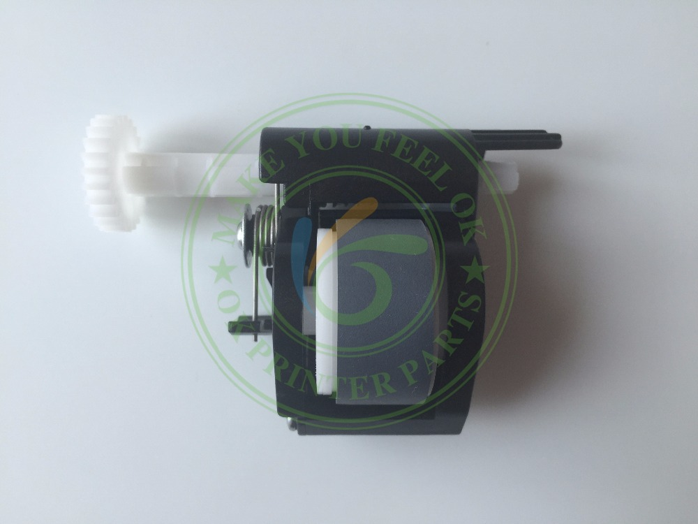 ORIGINAL NEW 1547069 PICK ASSY Pickup Roller for Epson L200 L201 L100 L101 T22 ME33 ME330 ME35 ME350 TX120 TX130 SX125 S22 SX130 new and original pick up paper roller for epson sp r1390 1390 r1400 l1300 l1800 roller ld retard roller sub assy asf unit