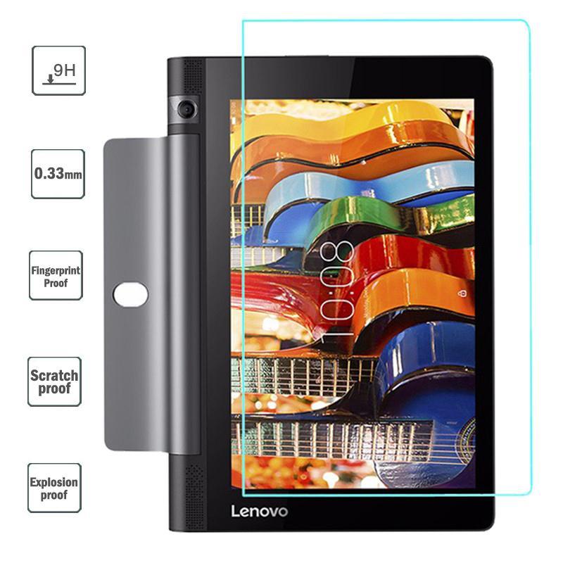 Galleria fotografica 0.33mm Tempered Glass Film For Lenovo Yoga Tab 3 YT3-850 Glass Screen Protector Protective Saver For Lenovo Yoga Tab 3 8