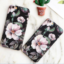 Buy white camellia oil and get free shipping on aliexpress brotola blooming camellia white flower phone case retro for iphone 7 6 6s plus mightylinksfo