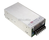 MEAN WELL original HRP 600 15 15V 43A meanwell HRP 600 15V 645W Single Output with PFC Function Power Supply