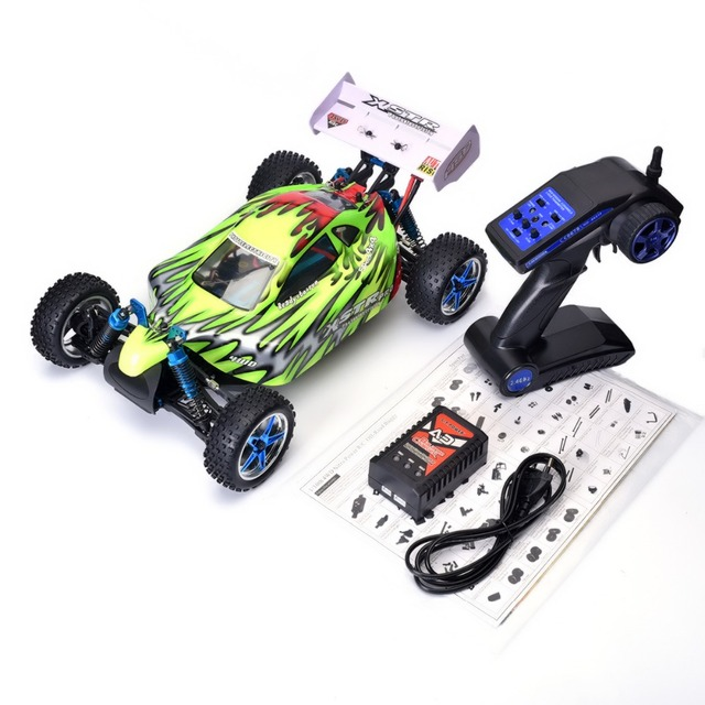4wd 1/10 Scale Remote Control Car Buggy High Speed