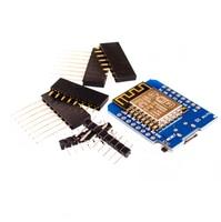 10sets D1 mini Mini NodeMcu 4M bytes Lua WIFI Internet of Things development board based ESP8266 by WeMo