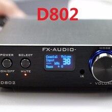 2017 FX-Audio D802 HiFi Full Digital Audio Amplifie