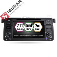 Dual Core 1 6G 7 Inch Andorid Car DVD Player For BMW E46 M3 MG ZT