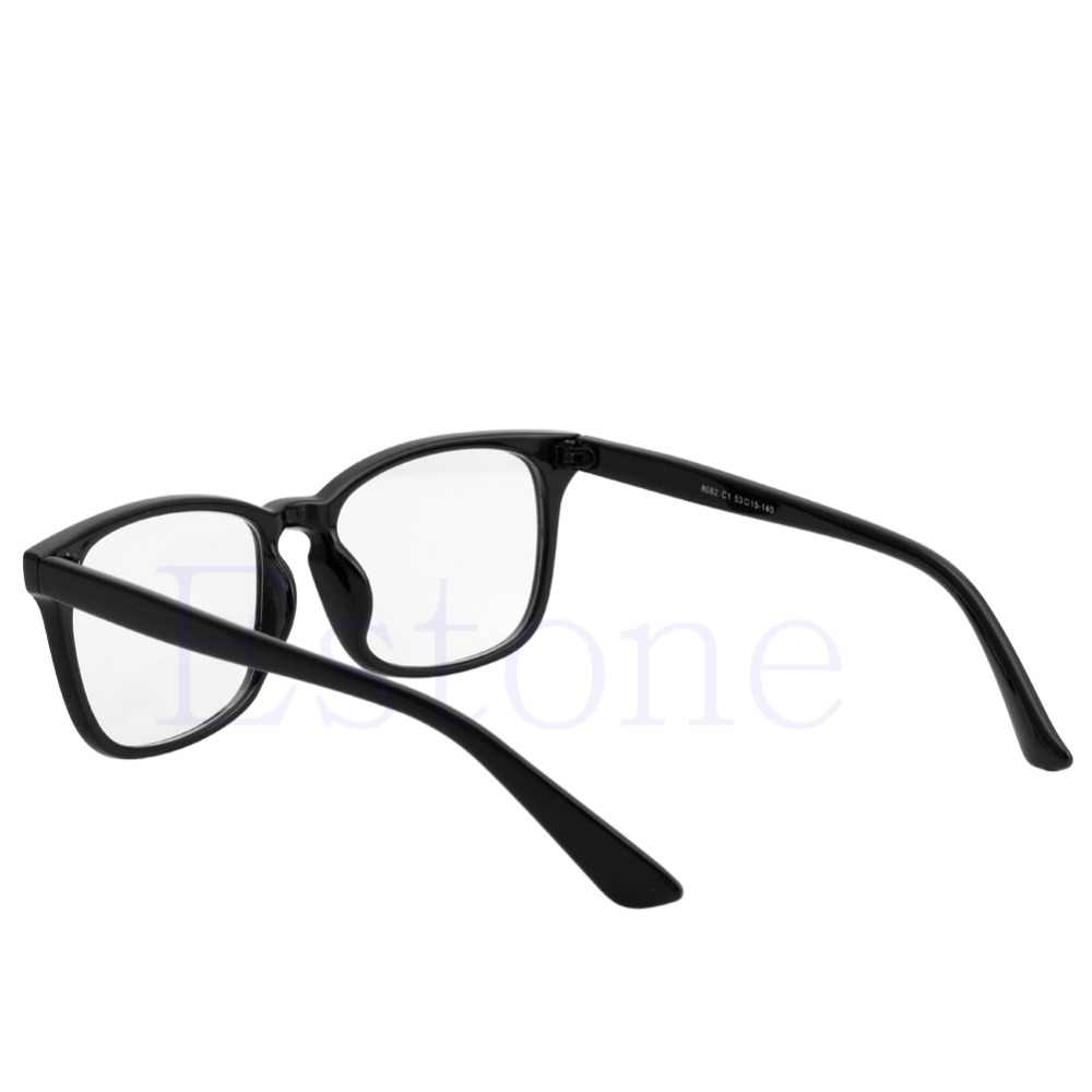 5e3757e7f74 ... 1 PC Men Women Fashion Frame Full Rim Computer Glasses Retro Eyeglass  Spectacles Pure Colors ...