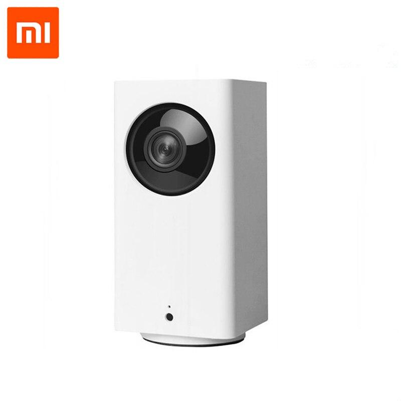 Caméra intelligente d'origine Xiao mi mi jia Dafang 110 degrés 1080 p FHD WIFI Intelligent IP caméra de nuit pour mi Home App