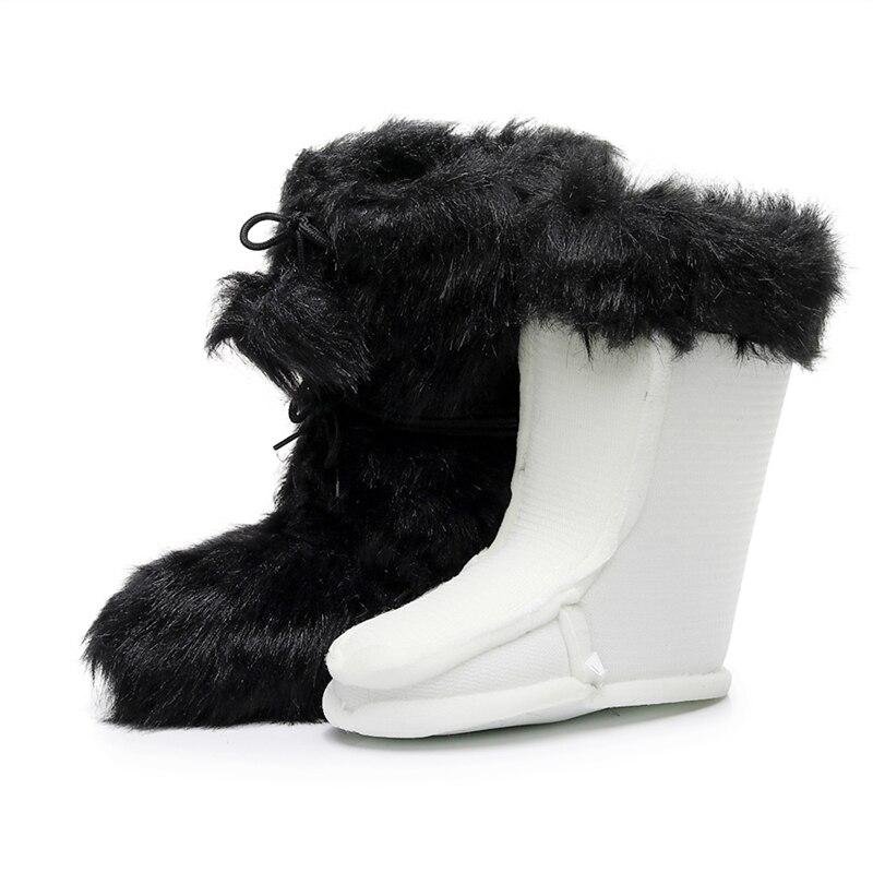 5e95a1527b ENPLEI bota de Neve de Inverno Mulheres Botas De Esqui Quente à prova de  frio bota Mid bezerro cotton shoes Slip Resistente botas espaciais em Botas  de neve ...