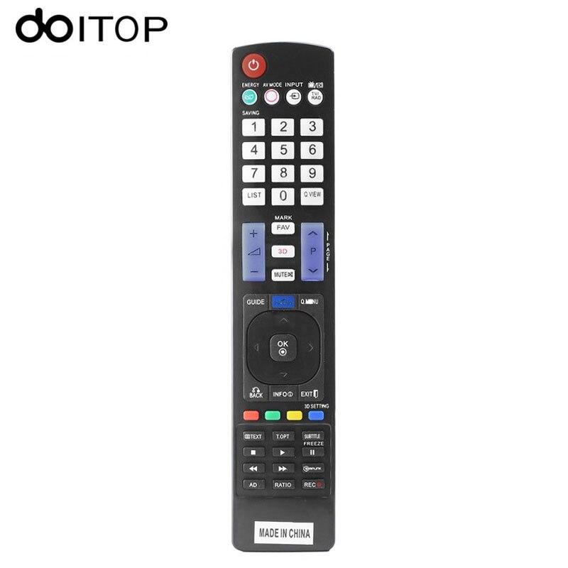 DOITOP Universal Remote Control For LG LCD LED HDTV 3D Smart TV Replacement TV Remote Controller New #2 universal replacement remote control fit for vizio vp42 vp50 vm190vxt lcd led plasma hdtv tv
