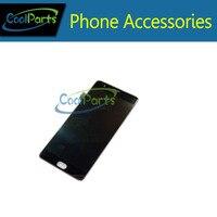 1ピース/ロット黒色高品質用oppoワンプラス3 lcdディスプレイとタッチデジタイザー
