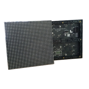 Image 3 - P6 32x32pixels indoor full color SMD3528 3in1 RGB led display module P2.5 P3 P4 P5 P7.62 P8 P10 led screen panel for stage