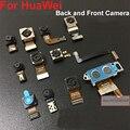 Voltar rear/frente camera module cabo flex para huawei mate 8/companheiro 7/p8/p8lite/honor 7/honor 6/honor 6 plus reparação partes