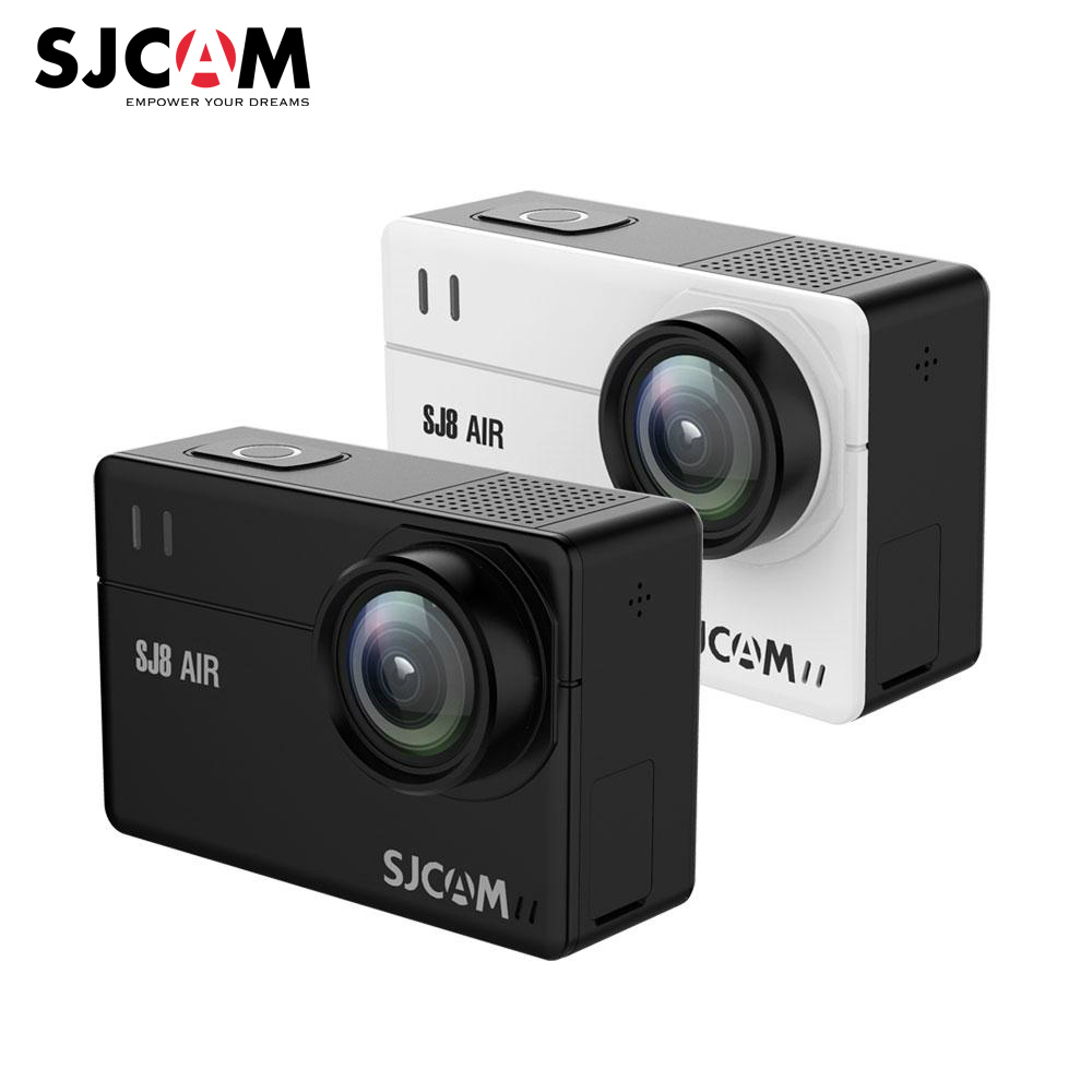 SJCAM SJ8 Air Sport Camera 1296P 2.33 pulgadas Touch Control Screen - Cámara y foto