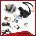 Assento Tampa motocicleta Tampa Do Tanque de Combustível de Bloqueio Interruptor de Ignição Chave de Bloqueio set para yamaha fjr1300 yzf r1 yzf r6 r6s fz6 novo chegada