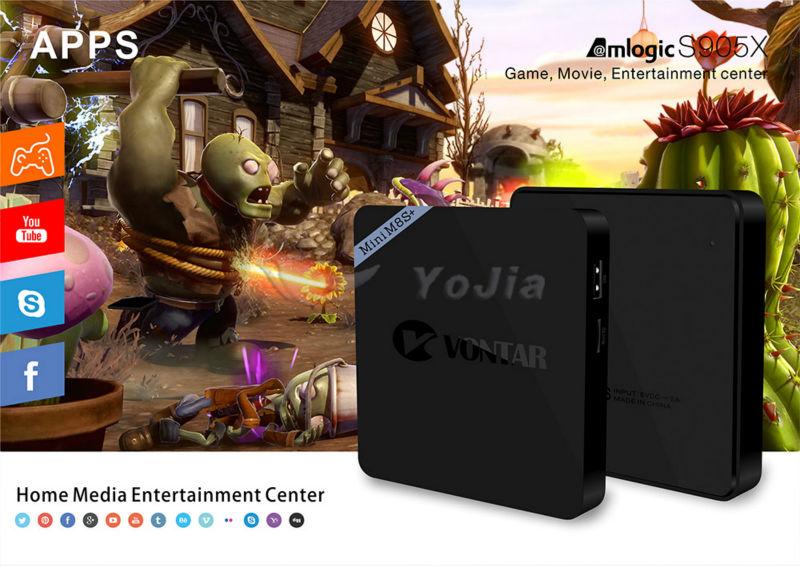 VONTAR Mini M8S+ Android 6.0 TV Box VONTAR Mini M8S+ Android 6.0 TV Box HTB1bOr1KFXXXXa4XFXXq6xXFXXXR