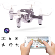 Newest Mini selfie RC Drone RC112 motor WiFi 480P FPV Camera,Altitude Hold,Headless Mode,Wireless remote control Quadcopter toy